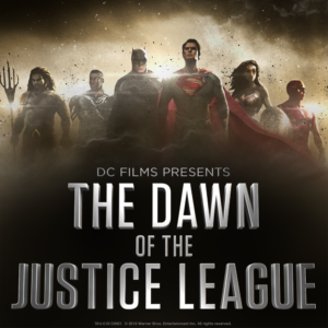 Dawn of the Justice League