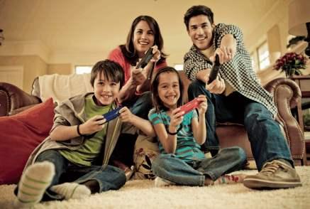 family-gaming